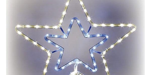Marimex Hvězda svíticí LED dekorace - 18000086