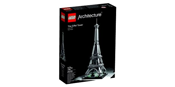 Stavebnice LEGO® Architecture 21019 Eiffelova věž + Doprava zdarma