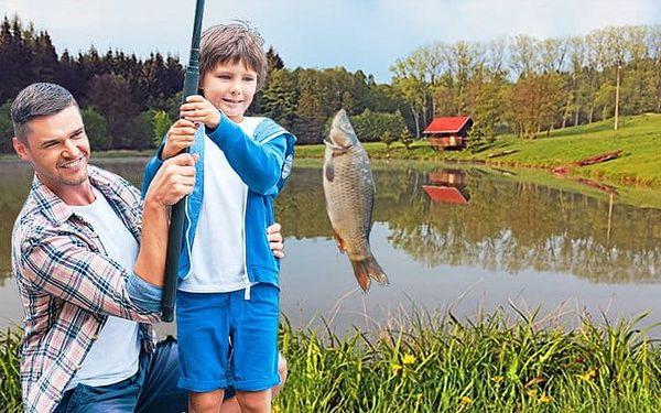 3 až 5denní pobyt pro 2 s polopenzí i rybolovem v penzionu Najdek v jižních Čechách