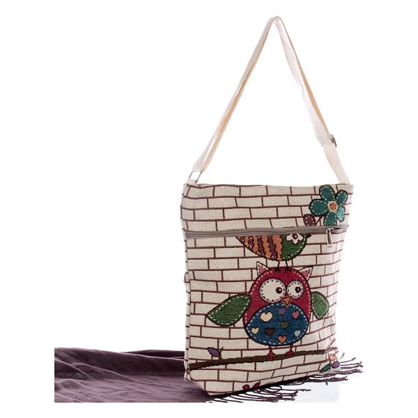 Fashion Icon Kabelka Fairy Tail sovy shopper