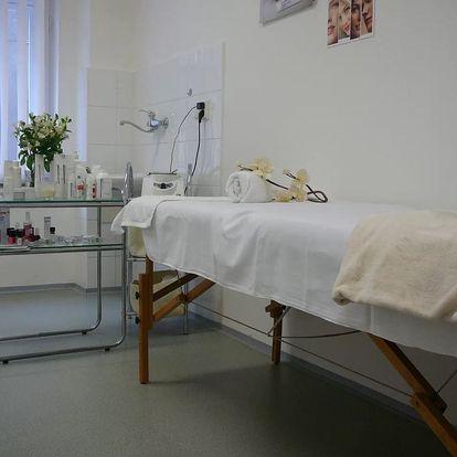 Kosmetické ošetření ultrazvukovou špachtlí