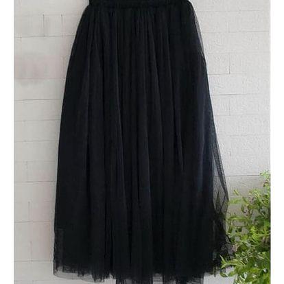 Úžasná tylová TUTU sukně - včetně poštovného, inspirujte se baletkami.