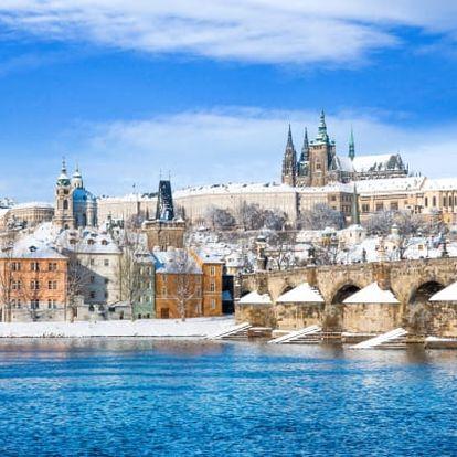 Praha v penzionu pro rodiny s dětmi zdarma