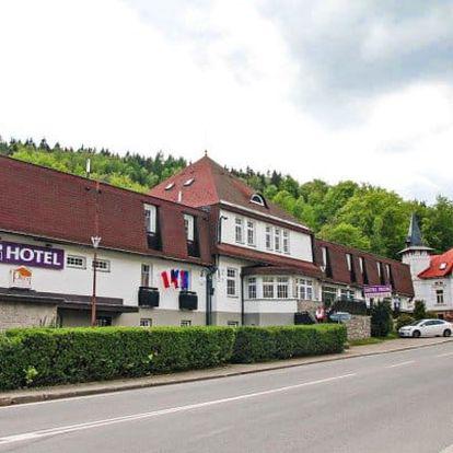 Krkonoše v hotelu Prom *** nedaleko Špindlu