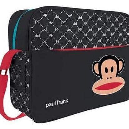 Taška přes rameno P + P Karton Paul Frank + Doprava zdarma
