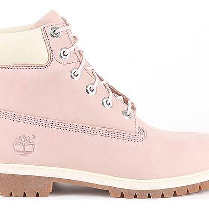Boty Timberland 6' Premium waterprof boot Růžová