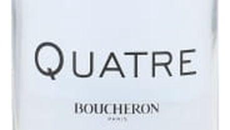 Boucheron Boucheron Quatre Pour Homme 100 ml toaletní voda tester pro muže