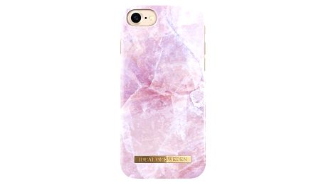 iDeal of Sweden Kryt na iPhone 6/6s/7/8 iDeal of Sweden Pilion Pink Marble, růžová barva, plast