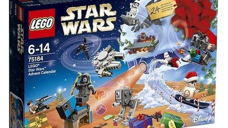 Stavebnice LEGO® STAR WARS TM 75184 Adventní kalendář + Doprava zdarma