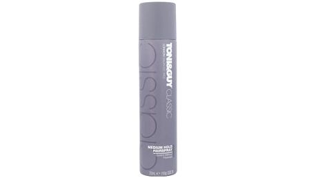 TONI&GUY Classic Medium Hold 250 ml lak na vlasy W