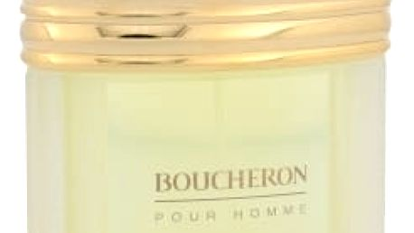 Boucheron Boucheron Pour Homme 100 ml parfémovaná voda pro muže