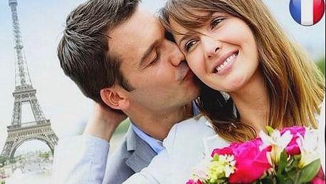 Romantika na Eiffelovce. Valentýnský 4 denní zájezd Paříž s ubytováním, průvodcem a dopravou