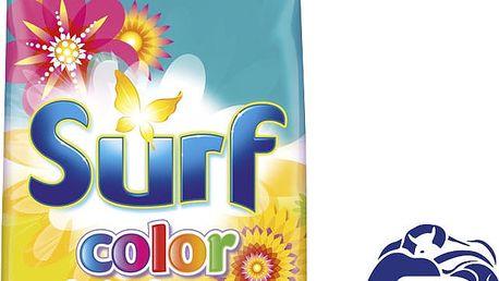 SURF Color Fruity 4,2 kg (60 praní) - prášek na praní