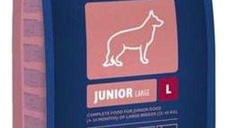 Granule Brit Premium Dog Junior L 15 kg + 3 kg ZDARMA + Doprava zdarma