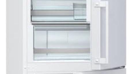 Kombinace chladničky s mrazničkou Gorenje Essential RK 6192 LW bílá + DOPRAVA ZDARMA