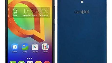 Mobilní telefon ALCATEL A2 XL 8050D Dual SIM (8050D-2JALE1L) modrý + Doprava zdarma