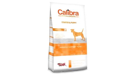 Granule Calibra Dog Hypoallergenic Starter & Puppy Lamb 3kg