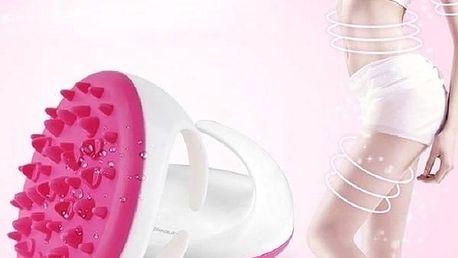 Úžasný masážní přístroj na zničení celulitidy Celudost, který Vás zbaví pomerančové kůže