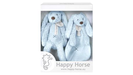 HAPPY HORSE DÁRKOVÝ SET Modrý Králíček Richie