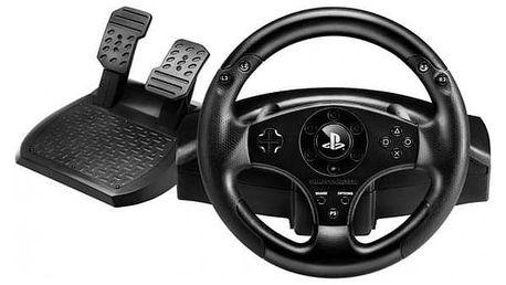 Volant Thrustmaster T80 pro PS4, PS3 + pedály (4160598) černý + Doprava zdarma