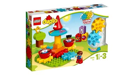 Stavebnice LEGO® DUPLO 10845 Moje první Můj první kolotoč + Doprava zdarma