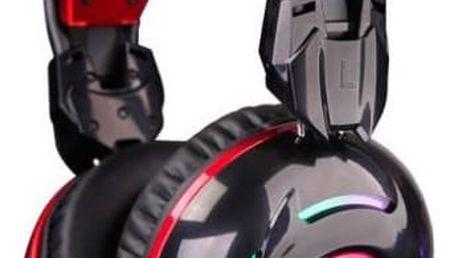 Headset A4Tech Bloody G300 (G300) černý + Doprava zdarma