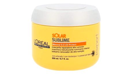L´Oréal Professionnel Série Expert Solar Sublime 200 ml maska na vlasy W