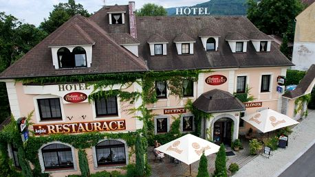 Hotel Bohemia Excellent*** v Klášterci nad Ohří s polopenzí