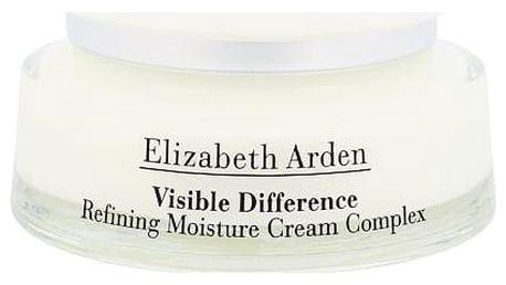 Elizabeth Arden Visible Difference Refining Moisture Cream Complex 75 ml denní pleťový krém W