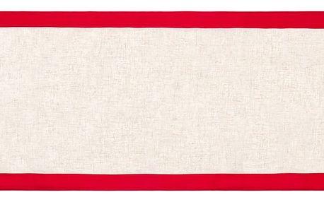 BO-MA Trading Vánoční běhoun na stůl Punčocha, 40 x 140 cm