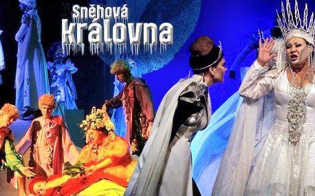 Pohádkový muzikál Sněhová královna v Hybernii