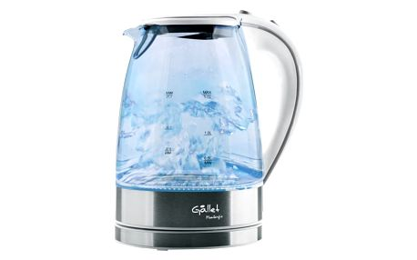 Rychlovarná konvice Gallet Montargis BOU 742 W sklo