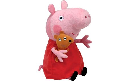 TY Beanie Babies Peppa Pig – Peppa (28 cm)