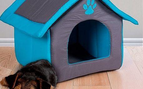 Látkový Domeček pro Zvířata