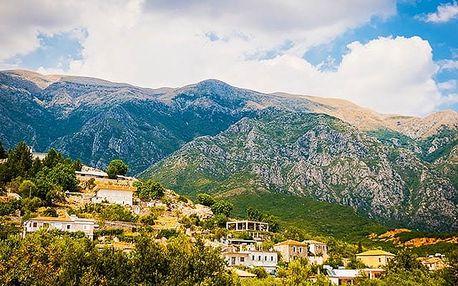 Hotel Partner****, 4* designový hotel 300 metrů od krásného albánského moře