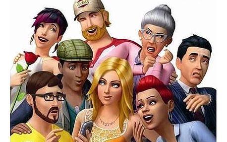 Hra EA PC THE SIMS 4 Standard Edition (EAPC051400) + Doprava zdarma