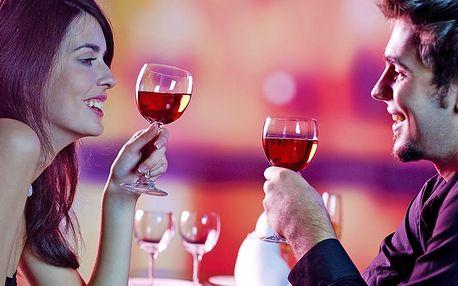 Jižní Morava na Silvestra s polopenzí a slavnostní večeří + degustace vína, likérů i slivovice a další překvapení