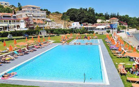 Hotel Al Mare, Zakynthos, Řecko, letecky, snídaně v ceně