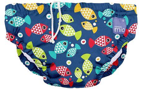 Bambinomio Koupací kalhotky NEW - Aquarium, velikost L