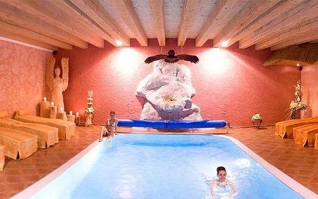 3–6denní wellness pobyt pro 2 s polopenzí ve Spa resortu Bahenec*** v Beskydech
