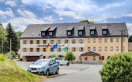 Německo: Krušné hory s all inclusive