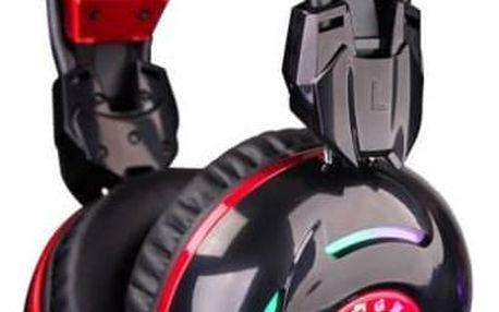 A4-tech A4tech Bloody G300, herní sluchátka, černé, USB, 2x 3,5mm jack