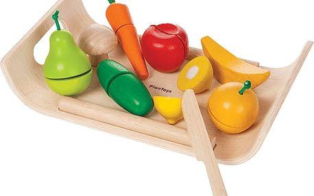 PLAN TOYS Ovoce a zelenina