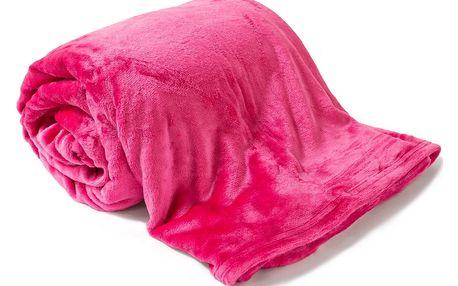 Jahu Deka Light Sleep New růžová, 150 x 200 cm