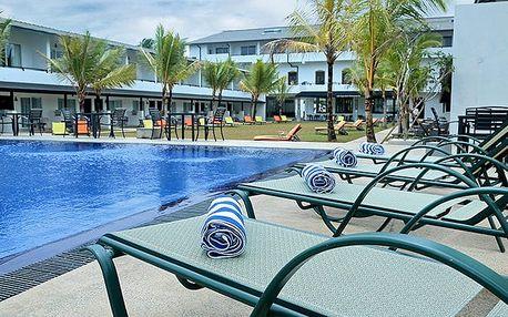 Hotel Coco Royal Beach Resort, Srí Lanka, letecky, polopenze