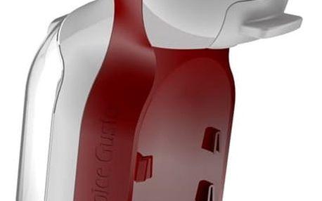 Espresso Krups NESCAFÉ® Dolce Gusto™ Mini Me KP1205CS šedé/červené