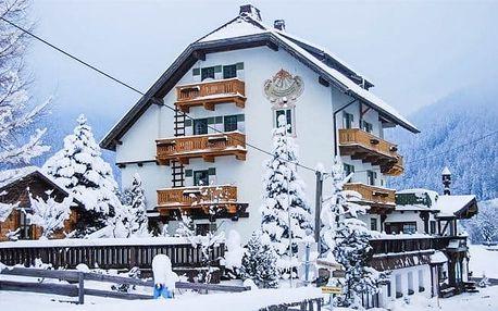 Rakouské Alpy s polopenzí a wellness