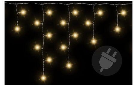 Závěs světelný 5 m - 144 LED - teplá bílá - 18000102