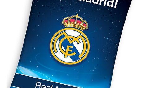 Carbotex dětská deka Hala Madrid 150x200