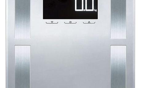 Osobní váha Soehnle Shape Sense Profi 200 stříbrná